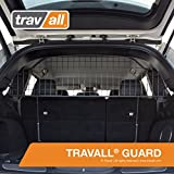 Travall Guard for JEEP Grand Cherokee (2010-Current) Also for Jeep Grand Cherokee SRT (2011-Current) TDG1539 - Removable Steel Pet Barrier