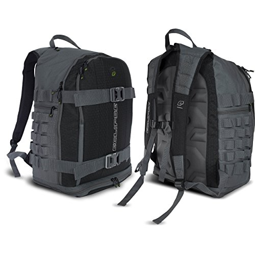(Planet Eclipse GX Paintball Gravel backpack Bag (Charcoal))