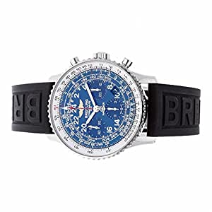 Breitling Cosmonaute mechanical-hand-wind mens Watch AB0210 (Certified Pre-owned)