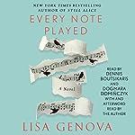 Every Note Played | Lisa Genova