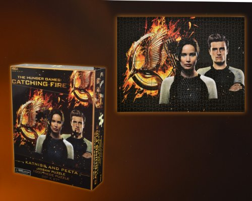 Hunger Games Katniss and Peeta  Jigsaw Puzzle