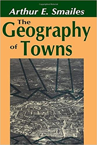 The Geography of Towns (University Library of Geography): Amazon co