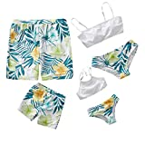 NUWFOR Baby Boys Swimwear Running Surfing Sports Beach Shorts Trunks Board Pants(Z-White,3-4Years)