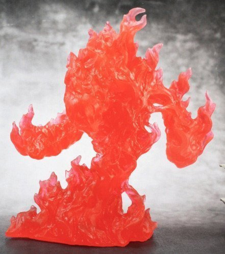 Reaper Miniatures 77082 Bones - Large Fire Elemental
