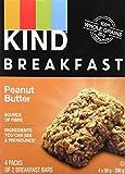 KIND Breakfast Peanut Butter, Peanut Butter, 200 Grams