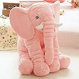 Baby Elephant Doll Stuffed Elephant Plush Pillow Kids Toy Sleeping Pillow