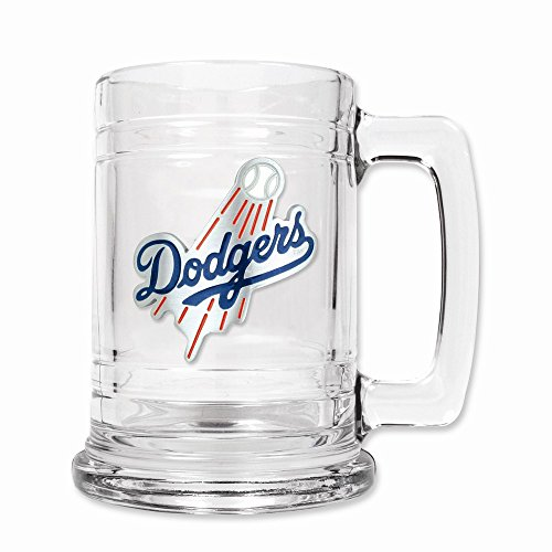 VI STAR Los Angeles Dodgers 15oz Glass Tankard