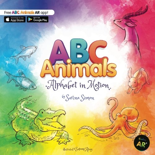 ABC Animals  Alphabet in Motion (Motion Pools)