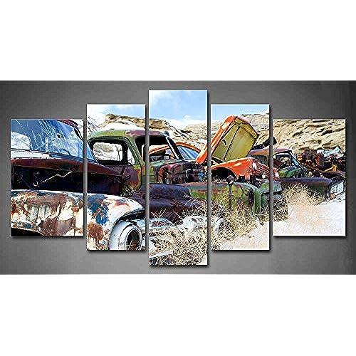 Car Wall Art: Amazon.com