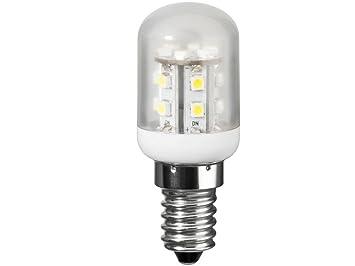 Kühlschranklampe Led : Kühlschranklampe led culot e14 230 v 10 2700 w: amazon.fr