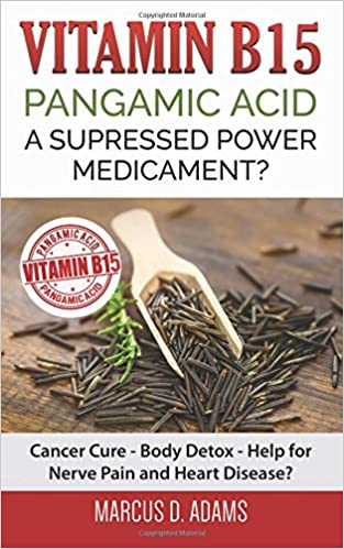 Vitamin B15 - Pangamic Acid: A Supressed Power Medicament?: Cancer Cure - Body Detox - Help for Nerve Pain and Heart Disease?