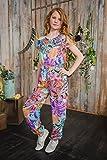 Truly Me Big Girls Tween Printed Jumpsuits