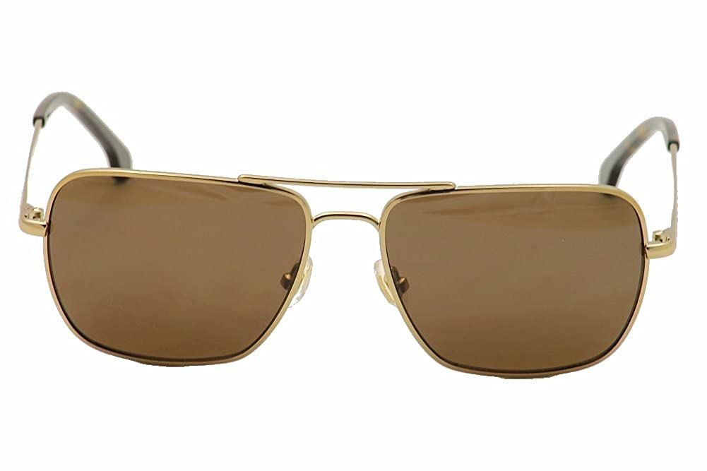 26a2ddc6696 Amazon.com  Brooks Brothers Sunglasses Bb4002S 119773 Taupe Brown  Clothing