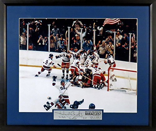 Olympic Memorabilia (USA Hockey 1980