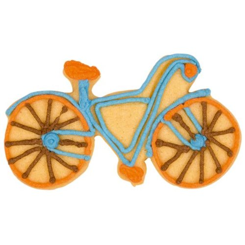 STADTER cookie cutter bike 9cm 199569 (japan import) by Stdter