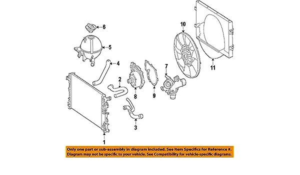 MERCEDES OEM 14-17 Sprinter 3500-Radiator 9065000202