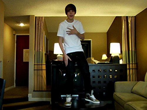 Bieber Takes A Tumble