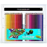 Prismacolor 92808HT Académico Lápices de colores, 60-Count