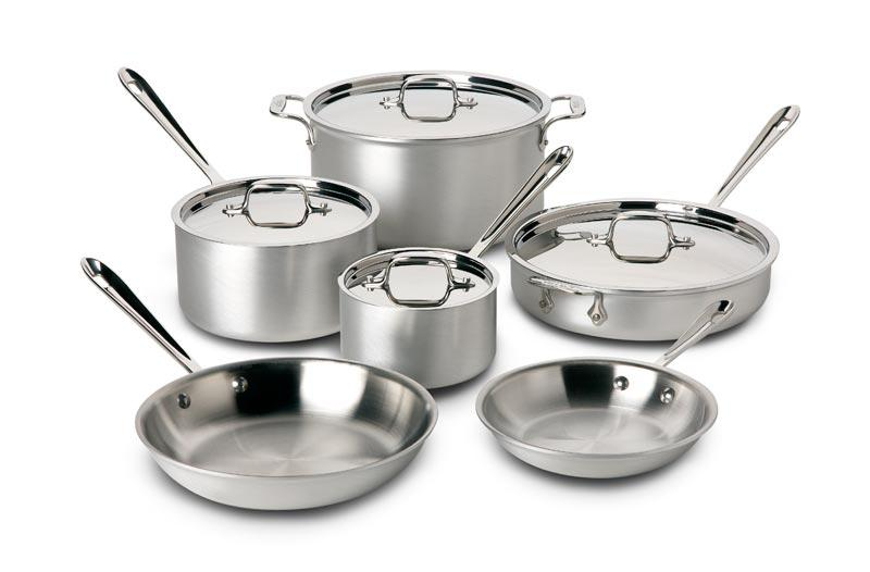 Amazon Com All Clad 700508 Mc2 Master Chef 2 Stainless