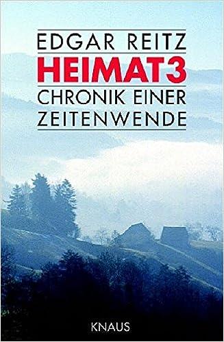 Heimat 3 Chronik Einer Zeitenwende Amazonde Edgar Reitz