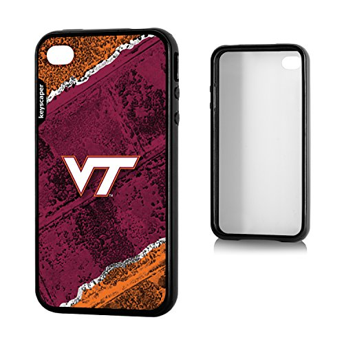 Keyscaper Cell Phone Case for Apple iPhone 4/4S - Virginia Tech