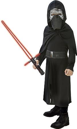 Rubies Star Wars - Disfraz Kylo Ren con espada, para niños, 7-8 años 620514-L: Amazon.es: Juguetes y juegos