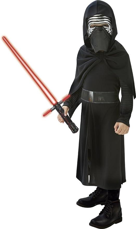 Rubies Star Wars - Disfraz Kylo Ren con espada, para niños, 5-6 ...
