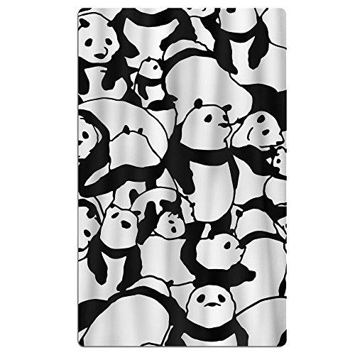 FSKDOM Large Oversized Microfiber Beach Towel Blanket Cute L