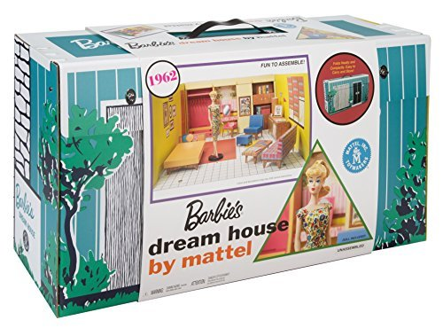 Barbie Dream House (1962 Reproduction)