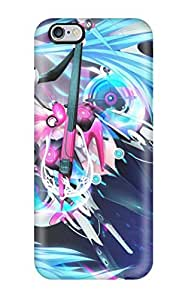 MichaelTH VTxWGvp8216kQAoZ Case For Iphone 6 Plus With Nice Miku Hatsune Appearance