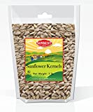 SUNBEST Raw Sunflower Seed Kernels, Unsalted, Unroasted in Resealable Bag (2 Lb)