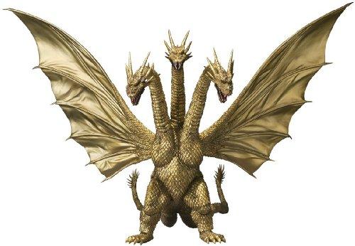 S.H.MonsterArts キングギドラ 「ゴジラvsキングギドラ」