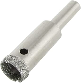 2X Diamond Coated Core Hole Saw Drill Bit For Tiles  Glass Cutter Tip MEPTH TD