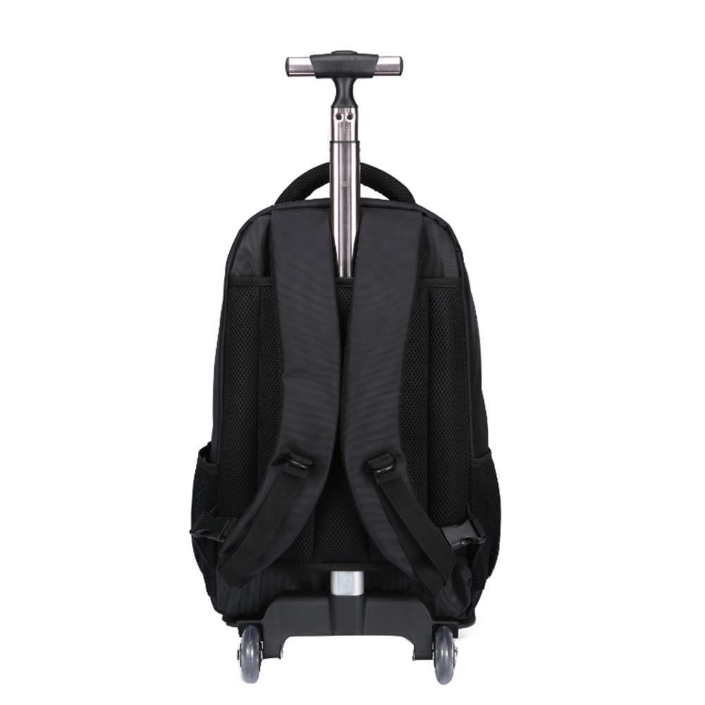 Amazon.com: DYYTRm Trolley Backpack Ultra Lightweight Business ...