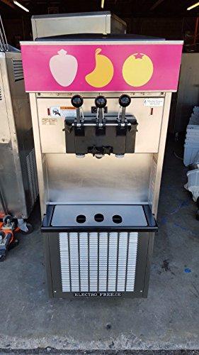 2011 Electrofreeze SL500 Soft Serve Ice Cream Frozen Yogurt Machine 1Ph Air (Electro Freeze Ice Cream Machine compare prices)