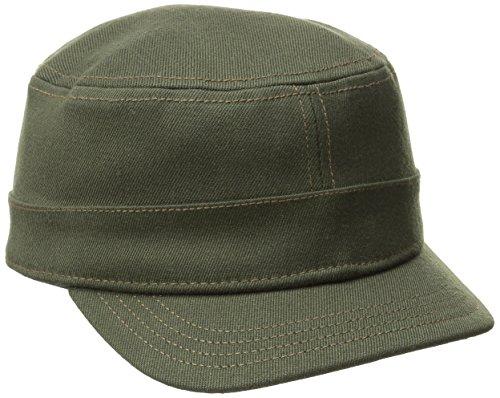 Goorin Bros. Men's Wheels Private Cap, Olive, Medium