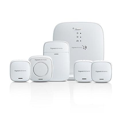 Sistema de alarma Gigaset Elements SmartHome.