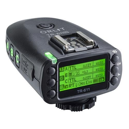 ORLIT TR-611C TTL 2.4Ghz Transceiver for Rovelight RT 610 - Canon by ORLIT