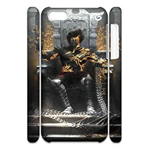 Prince of Persia£ºThe Sands of Time HILDA0311802 3D Art Print Design Phone Back Case Customized Hard Shell Protection Iphone 5C