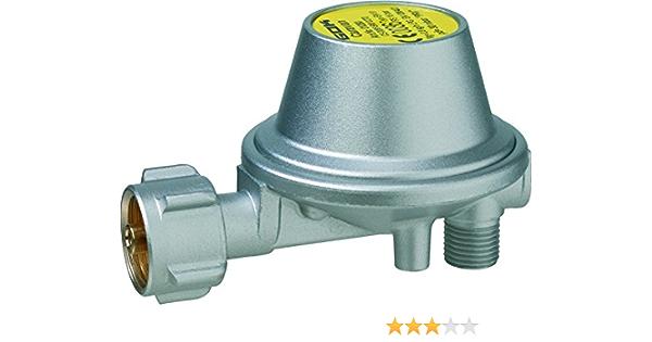 GOK 38213 SB - Regulador de Gas para Caravana (EN 61, 30 mbar ...