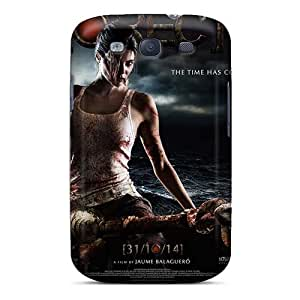 Scratch Protection Cell-phone Hard Covers For Samsung Galaxy S3 With Allow Personal Design Stylish Strange Magic Series ColtonMorrill