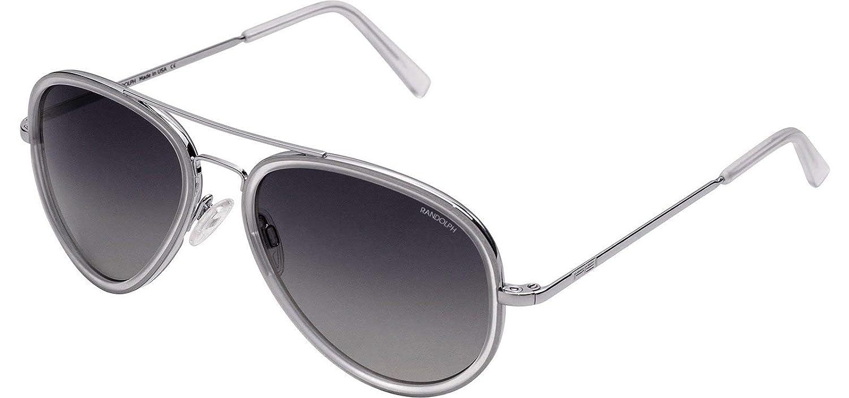 Randolph Concorde Fusion - Gafas de sol, (Bright Chrome ...