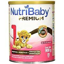 Nutribaby Premium Etapa 1 Formula para Lactantes en Polvo para 0-6 Meses, 900 g