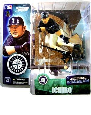 Ichiro Suzuki Baseball Cube