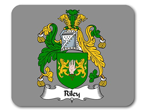 Riley Coat of Arms Mousepad