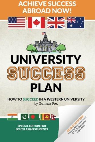 University Success Plan Students Australia