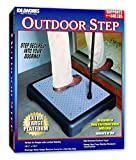 JIIJR5919EA - Outdoor Step, 19-1/4 x 15-1/2 x 3-47/50