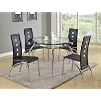 Mila Side Chairs (Set of 4) by Crown Mark