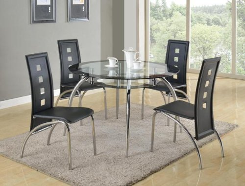 Mila 5pc Dining Set