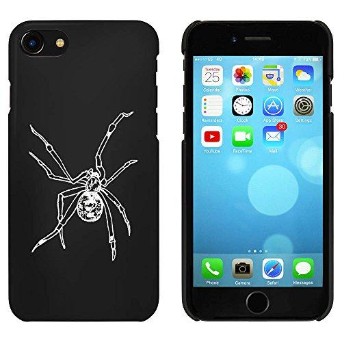 Noir 'Araignée' étui / housse pour iPhone 7 (MC00067143)
